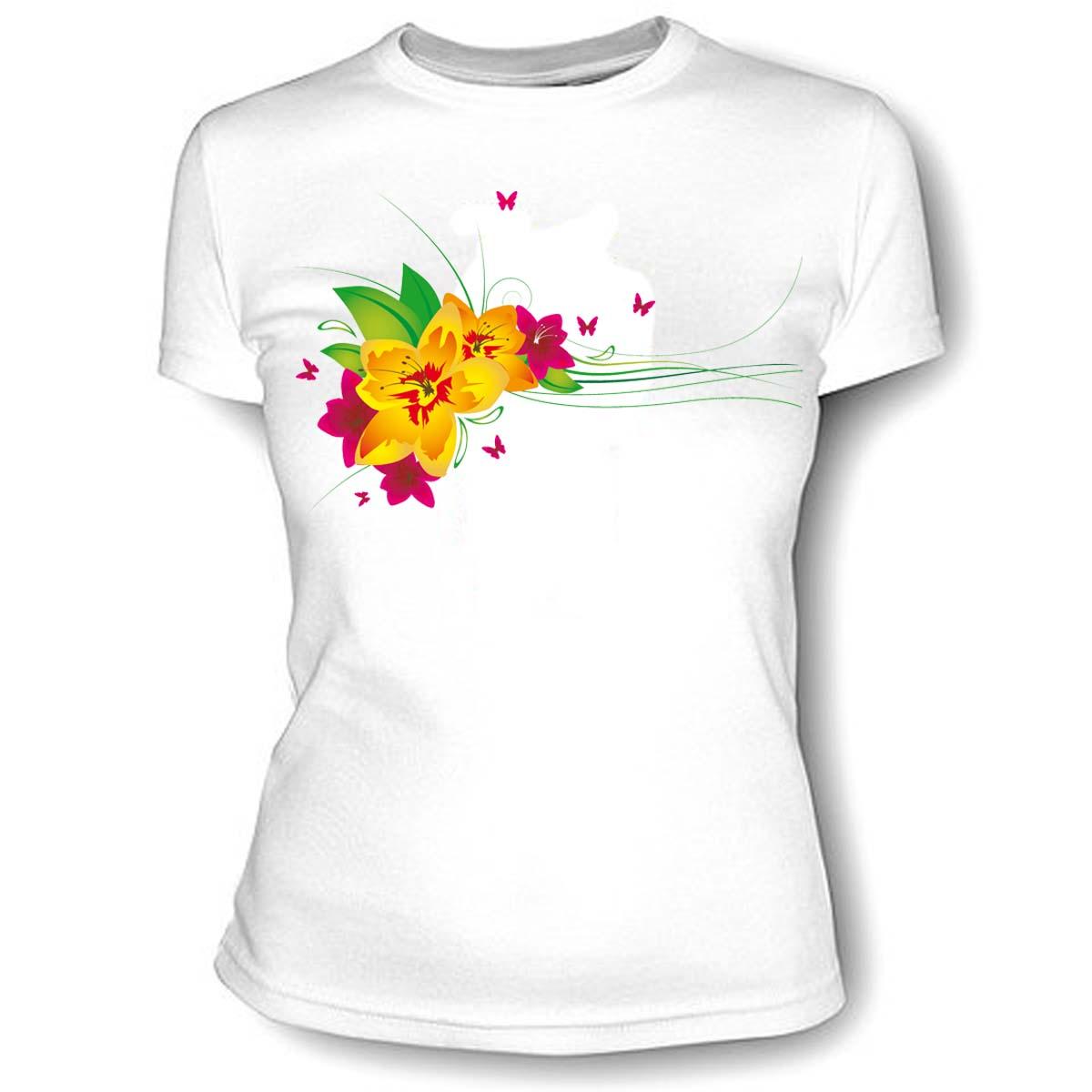 Картинки печать на футболке