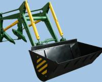 Производство ковшей и быстросъёмов для тракторов.