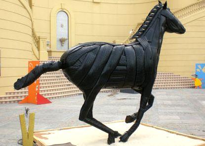 Скульптура Mirko Siakkou Flodin 4