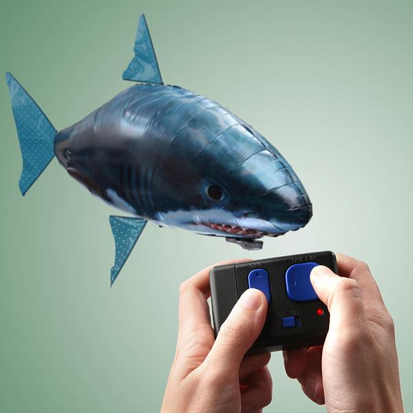 Рыбки плавающие в воздухе - rybki
