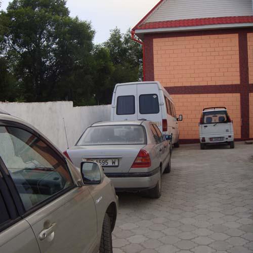 Автостоянка закрытого типа - avtostoyanka