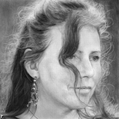 portret karandashom