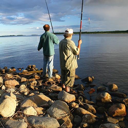 Рыболовный туризм. - rybalskiy tyrizm