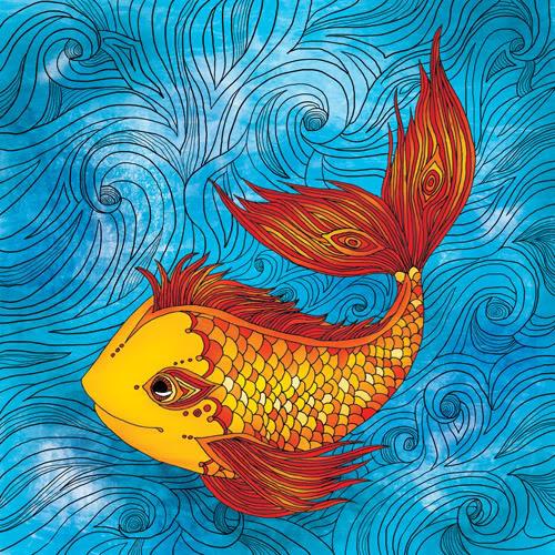 Рыбьи бои - rybnye boi
