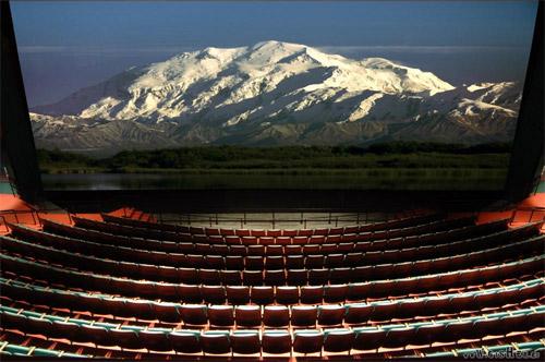 Открыть IMAX кинотеатр - imax