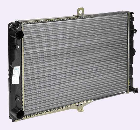 Ремонт автомобильных радиаторов - radiator