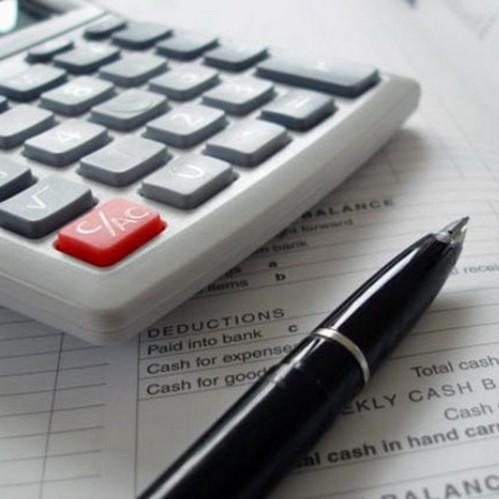 Оформление налоговой декларации - declaracia