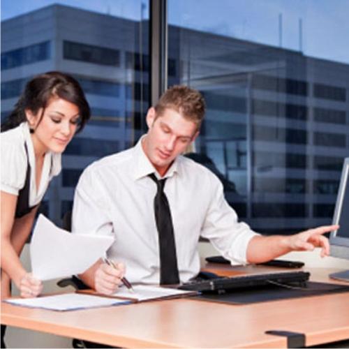 Работа в компании  в качестве сотрудника и регистрация ИП - of job
