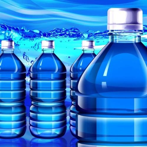 бутилированная вода (19л) - voda
