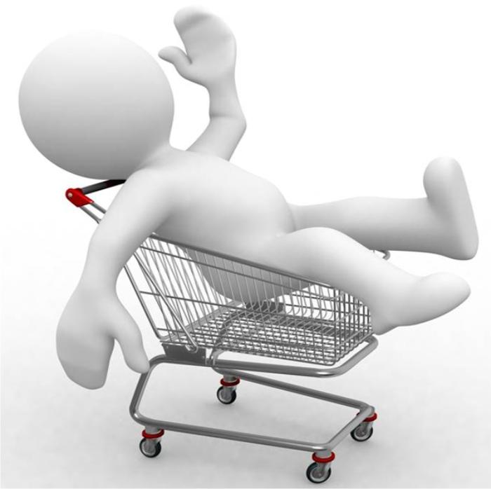 """Цикл статей """"Делаем интернет магазин сами!"""" - online shop"""