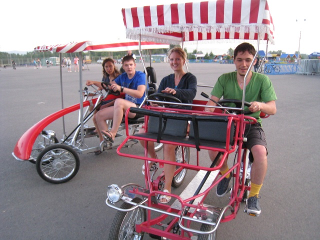 Аренда 4-х колесных ВелоМобилей и спортинвентаря - ВелКолВит