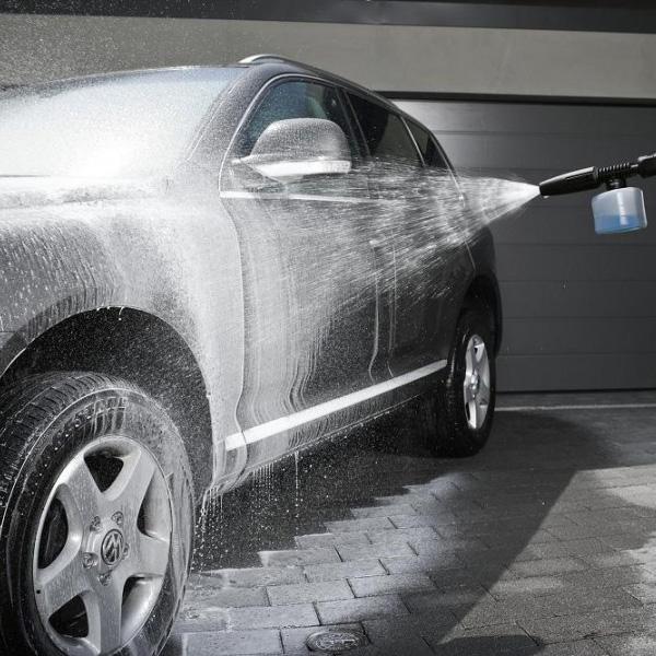 Автомойка летом - бизнес без вложений - avtomoika