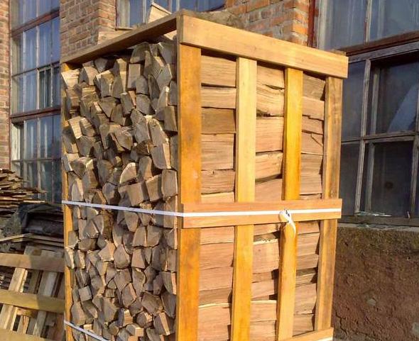 Заготовка дров - drova