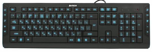 Подсветка клавиатуры - podsvetka
