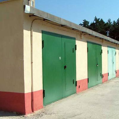 строительство гаража в ГСК - garag