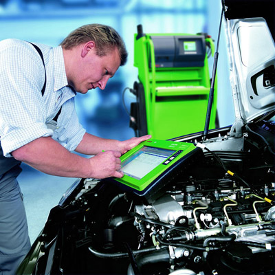 Услуги по ремонту электрики автомобилей - elektrika