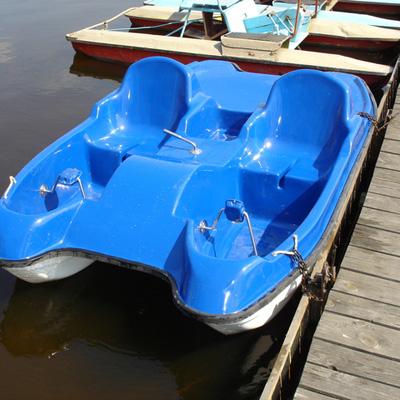 Сезонный бизнес прокат катамаранов, лодок, скутеров. - katamaran