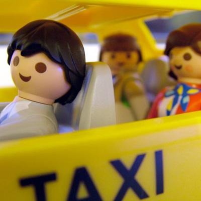 Открытие детского такси - taxi