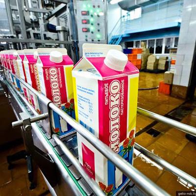 Мини завод по производству молока, сметаны, творога - moloko
