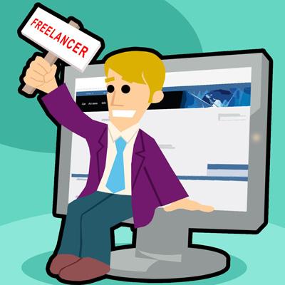 Зароботок на сайте для фрилансеров - freelancer