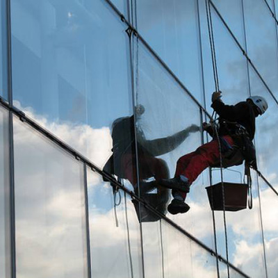 Промышленный альпинизм - это не сложно - pom_alpinism