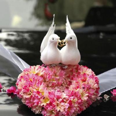 Украшение свадебных автомобилей - svadebnaya