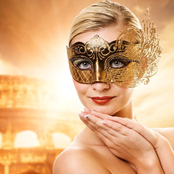 Карнавальные маски - maska