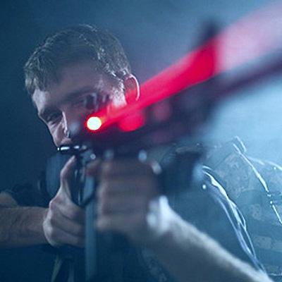 лазертаг (стрельба из лазерного оружия) - lasertag