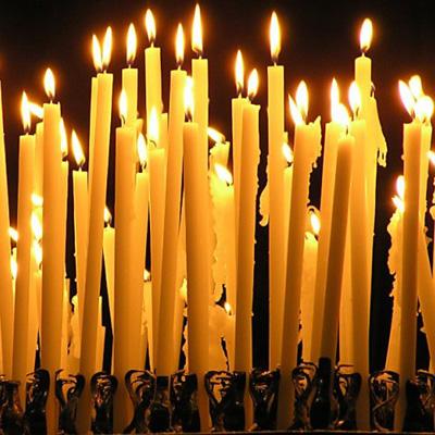 Церковные свечи - cerkovnye_svechi