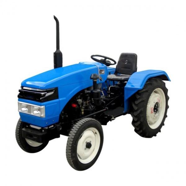 Вспахивание огородных участков - minitraktor