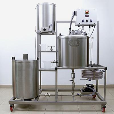 Себестоимость пива в мини пивоварне самогонный аппарат москва екатеринбург