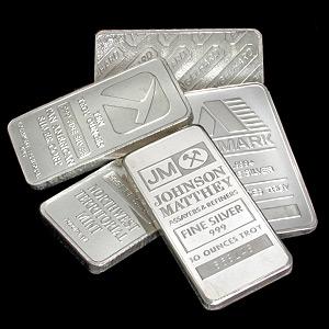 Инвестиции в серебро - silver