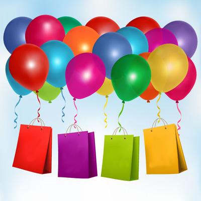Подвесная реклама на воздушных шарах. - banner_na_scharah