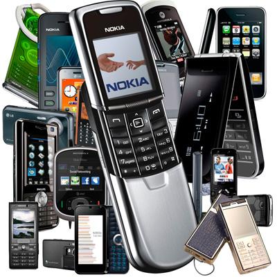 Ремонт сотовых телефонов - telefon