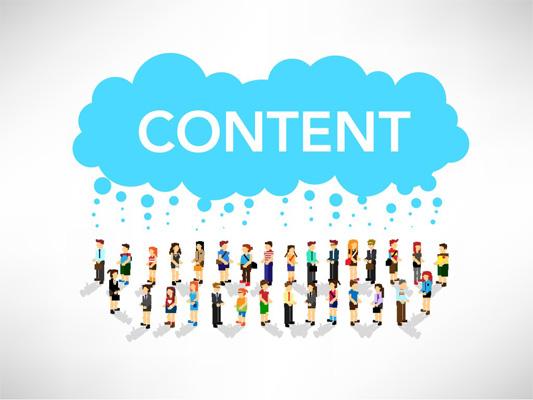 Обмен контентом - content