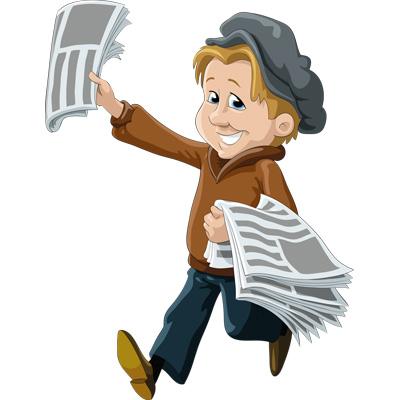 Бизнес по распространению печатной прессы - rasnoska_gaset