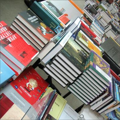 Книжный магазин-кондитерская для детей - books