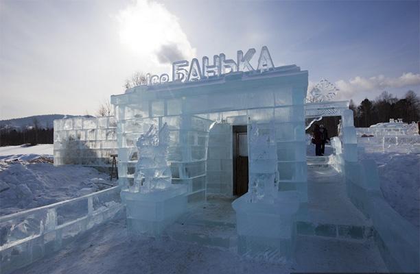 Ледяная крепость - banyka