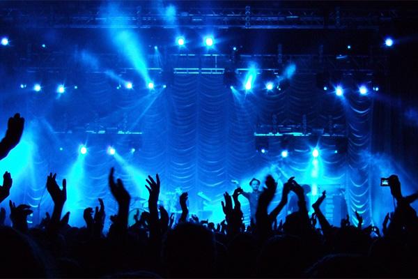 Развлекательные мероприятия - concert