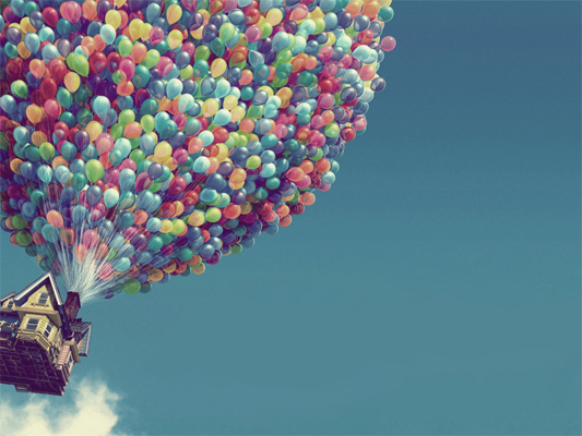 Торговля воздухом (воздушные шарики) - schary