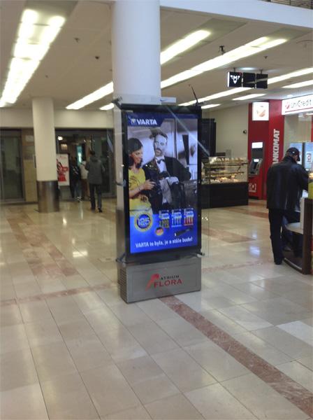 Интерьерная рекламная конструкция - reklamnaya_konstrukciya