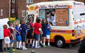 Сезонный бизнес: продажа мороженного. - morogennoe