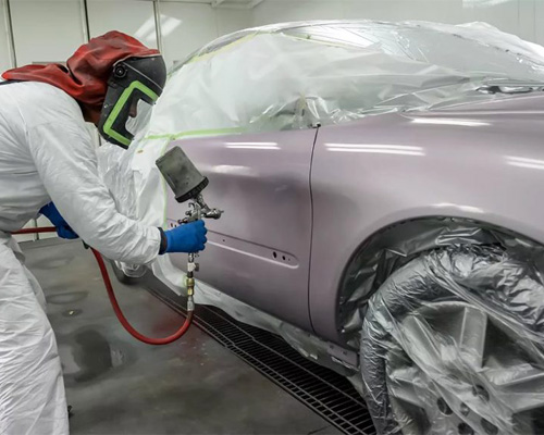 Кузовной ремонт и покраска машин - проверенный бизнес - pokraska