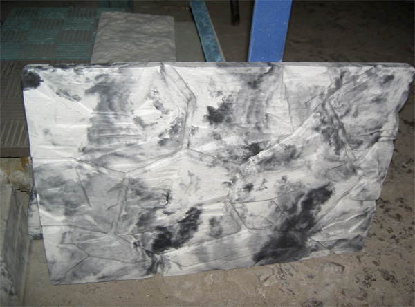 Производство изделий из декоративного бетона - 3
