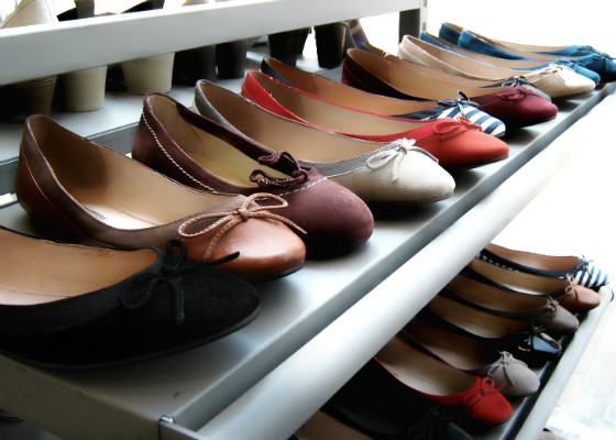 obuvy