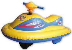 водный надувной скутер