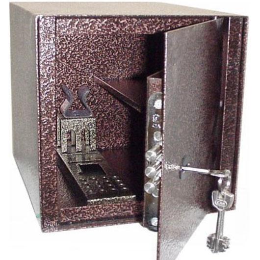 Ящики для оружия, сейфы - seif
