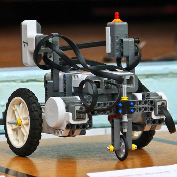 Битвы роботов - robot
