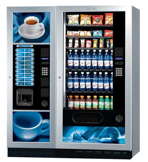 Деньги сами капают в ваш кошелек (автоматы кофе). - cofe