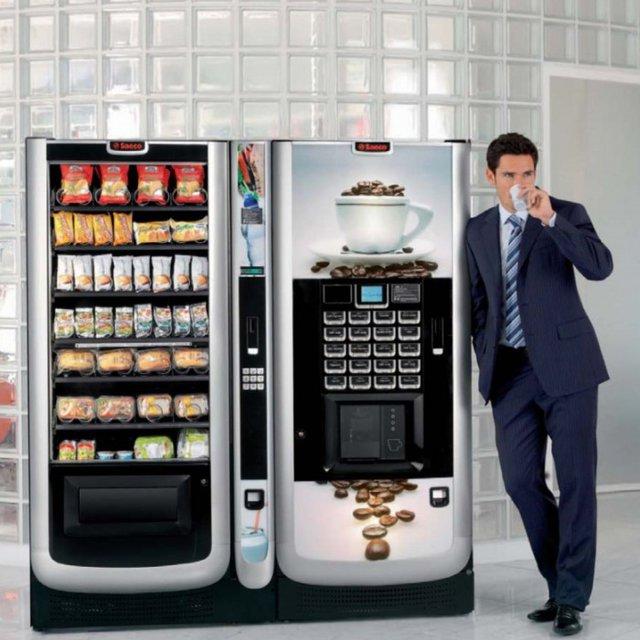 Автоматы по продаже различных товаров и услуг (вендинг) - vending